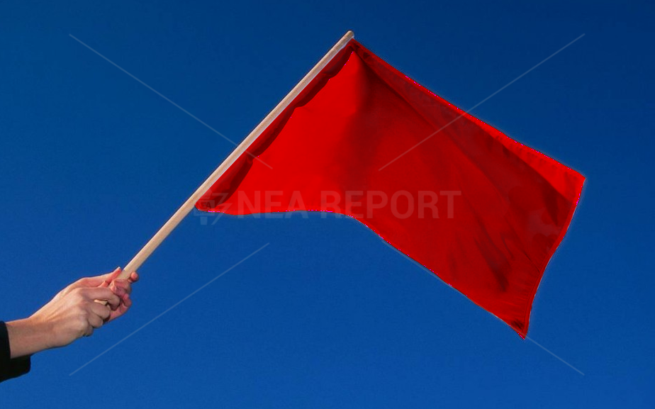 Another Red Flag Warning in effect today