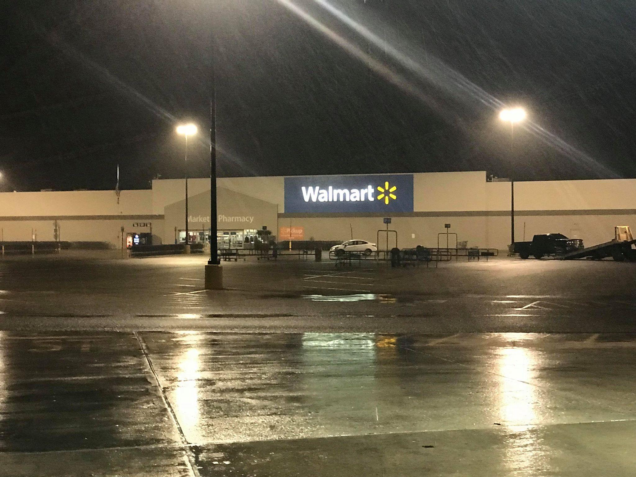 One dead following stand-off at Trumann Walmart